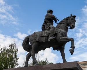 Памятник Засекину